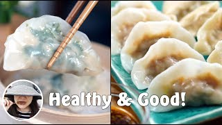 【Steamed Dumplings!】Bitter Melon with Chicken Dumplings | Carrot with Lamb Dumplings