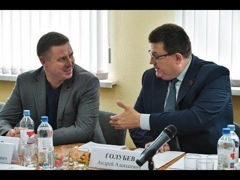 Андрей Голубев про организацию работы службы занятости