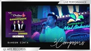 3 Composers - Bangun Cinta (Live Ganaskustik @Mall Summarecon Bekasi )