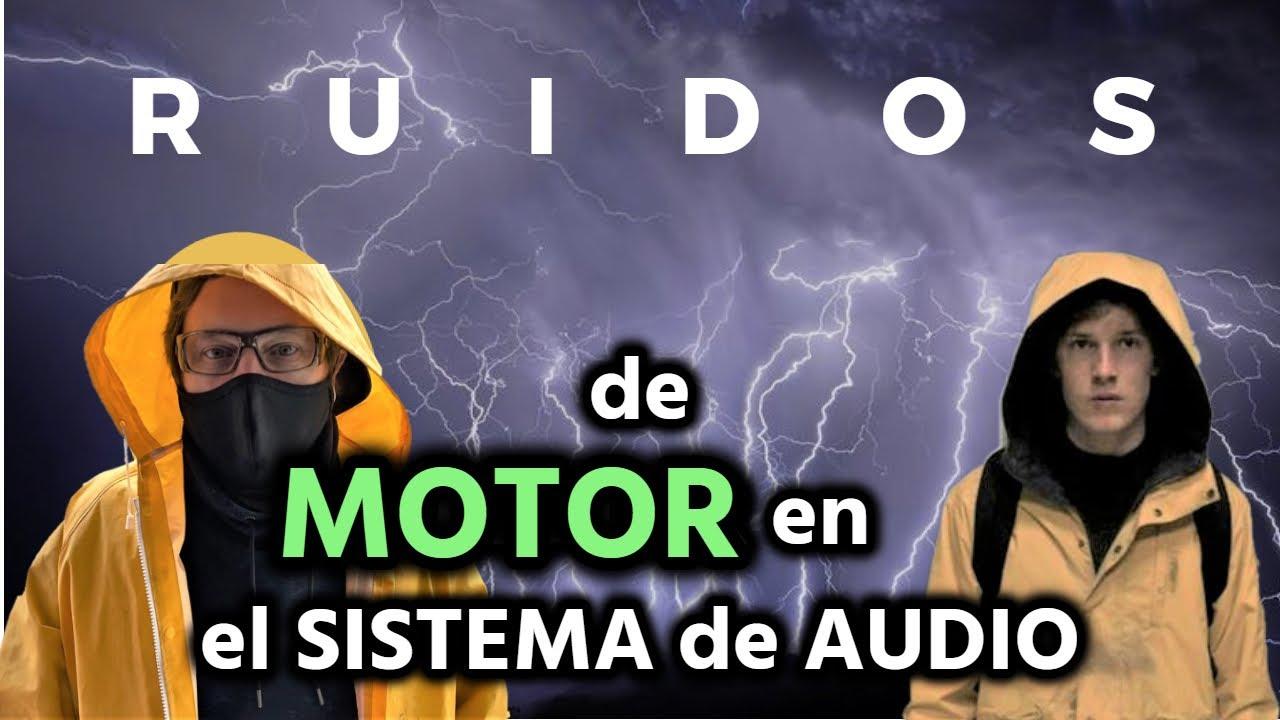 Paspadito en Dark Netflix | Ruido de Motor en el Sistema de Audio Car | Argentina Serie