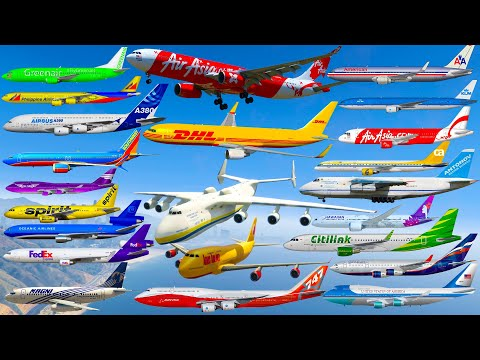 gta-v:-civil-aircraft-airplanes-pack-best-extreme-longer-crash-and-fail-compilation