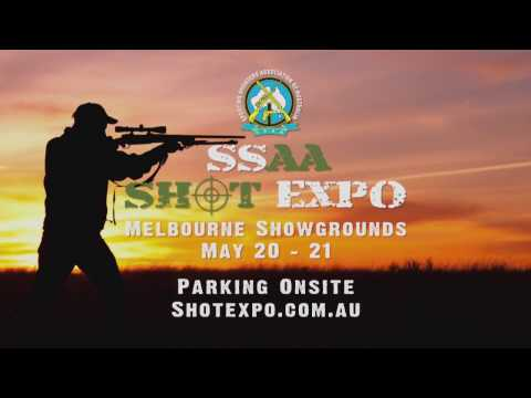 SSAA SHOT Expo targets Melbourne in 2017