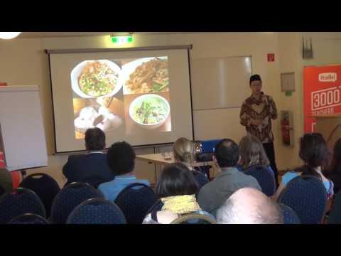 Why Learn Indonesian? [EN] - Fiel Sahir at the Polyglot Gathering 2016