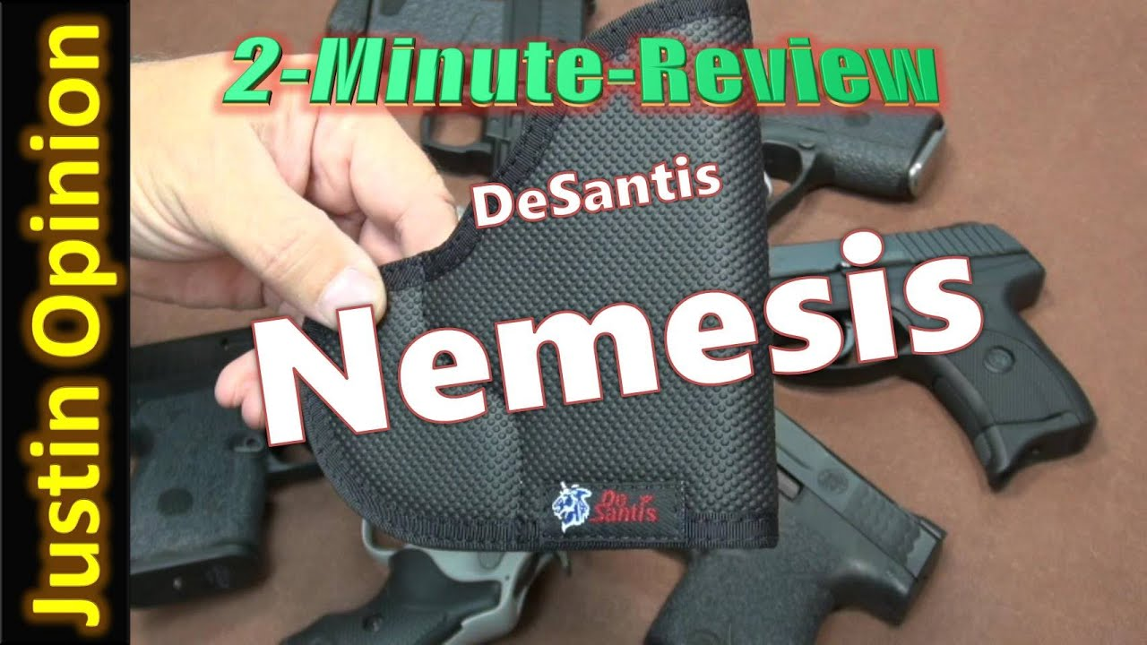 Nemesis Holster - One Holster to Rule Them All?