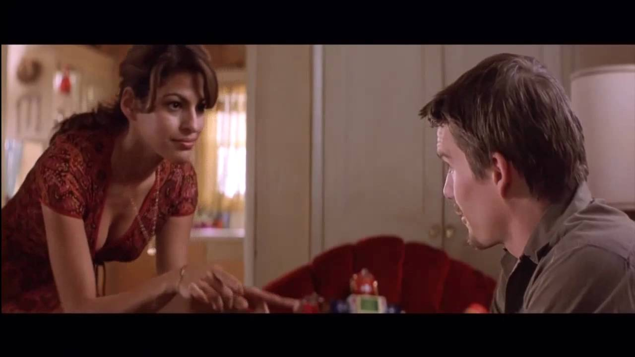 Eva mendes naked in training day foto 17
