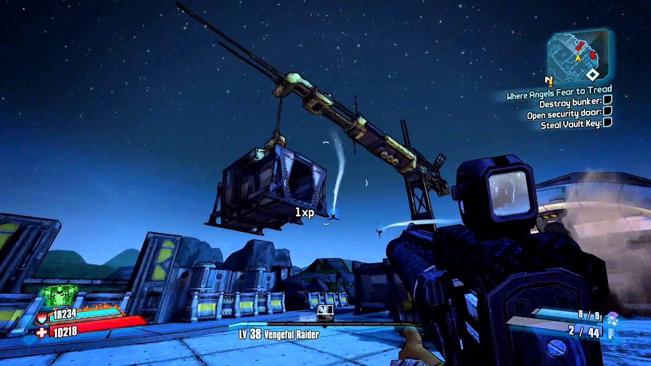 Borderlands 2 Shoot Repair Surveyors 1080p Youtube