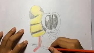 Zig & Sharko  🎨 Speed Drawing 🎨 BERNIE 💙FAN MADE