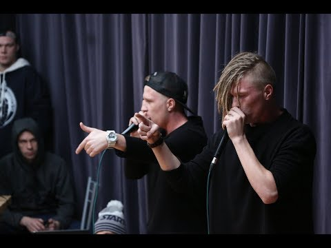 Mad Twinz | Beatbox Show | V1 BATTLE 2016