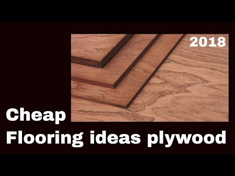 Cheap flooring ideas plywood | Laminate flooring installation images | New designs