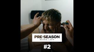 PRE-SEASON #2 - Two touches i tøjrummet