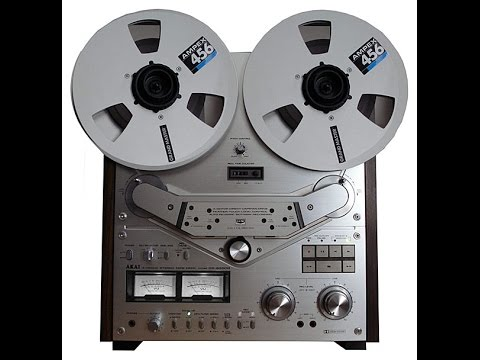 how auto reverse works on reel to reel tape decks youtube. Black Bedroom Furniture Sets. Home Design Ideas