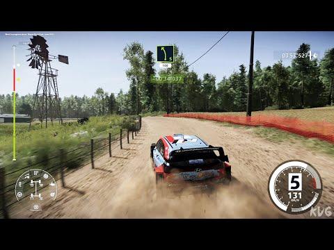WRC 10 FIA World Rally Championship Gameplay (PC UHD) [4K60FPS]