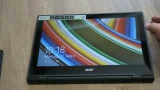 Acer Aspire Switch 12 - Erster Einblick