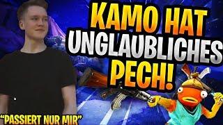 Ghost Kamo hat UNGLAUBLICHES Pech😱 | M10 Pepper 200IQ Play! | Fortnite Highlights Deutsch