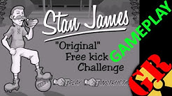 "Stan James ""Original"" Free kick Challenge gameplay"