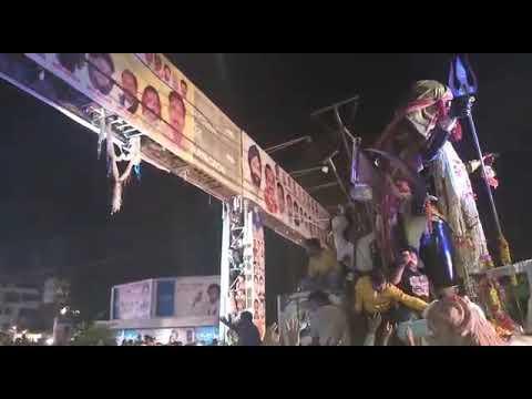 Jabalpur ki maharani Jay Kali Jay kali