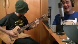 科学忍者隊ガッチャマン - Kagaku Ninjatai Gatchaman Vocal: Hideki Ito Guitars, bass and drums: Gabriel Fox www.projectdragons.com.