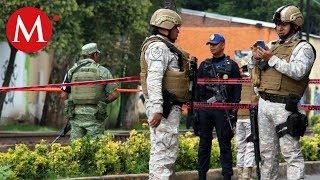Guardia Nacional desmantela 4 campamentos huachicoleros en Oaxaca