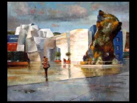 Cuadros al oleo youtube for Cuadros pintados al oleo