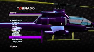 Saints row 3 EXTREMELY RARE CARS