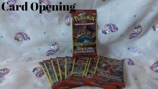 Opening Pokemon Crimson Invasion Promo Packs