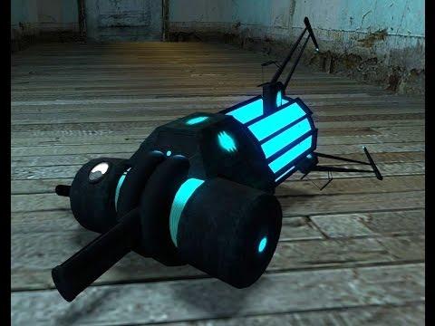 Читерство в Half-life 2