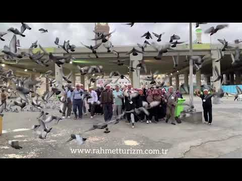 Uçun Kuşlar Medineye Selam Götürün Nebiye...
