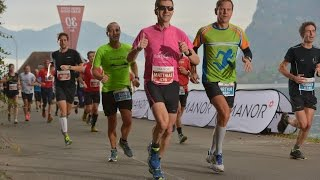 Swiss City Marathon Lucerne 2015