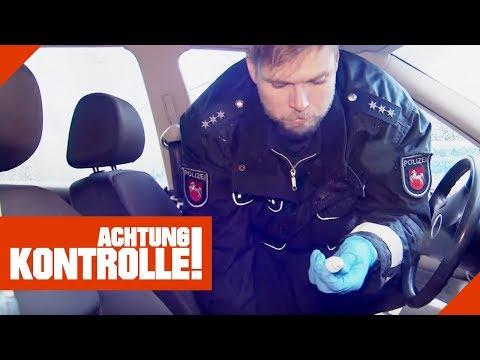 Drogenkontrolle im PKW: Was findet die Polizei?   Achtung Kontrolle   kabel eins