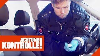 Drogenkontrolle im PKW: Was findet die Polizei? | Achtung Kontrolle | kabel eins