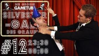 Thumbnail für Die Große GameTube-Silvestergala des Grauens - Folge #12 (23:30-Neujahr)
