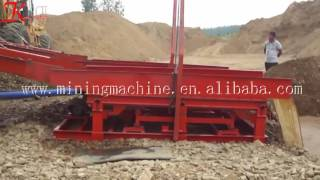 Movable Gold Mining Equipment 50
