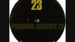 Pounding Grooves 23 - A untitled