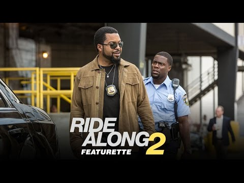 """Ride Along 2 - """"Ride Along With Kevin And Cube"""" Featurette (HD)"""