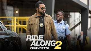 "Ride Along 2 - ""Ride Along With Kevin And Cube"" Featurette (HD)"