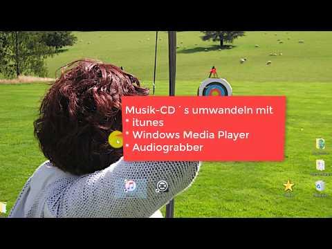 Musik CD in mp3 umwandeln mit itunes oder audiograbber