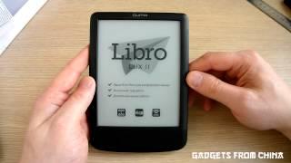 Обзор Qumo Libro Lux II - отличный бюджетный E-ink ридер за небольшие деньги