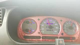 Speed test on Daihatsu cuore gino mira l700 L701