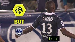 But Younousse SANKHARE (29') / Girondins de Bordeaux - Montpellier Hérault SC (5-1) -  / 2016-17