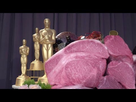 Food and drink for 90th Oscars unveiled