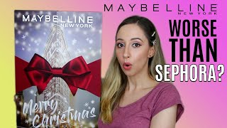 Maybelline Advent Calendar 2020 - (What A Disaster!) | Vasilikis Beauty Tips