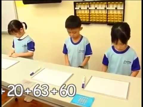 Les Japonais Calcul Mental