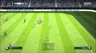 Juventus Turin : Borussia Dortmund - Champions League, 24.02.2015, Lets Play FIFA 15 [HD|Deutsch]