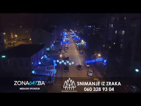 Lukavac nocu