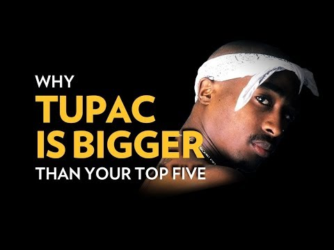 Почему 2pac Значимее чем твои Топ 5 MC?
