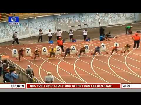 Sports Tonight: Analysing Athletics In Nigeria
