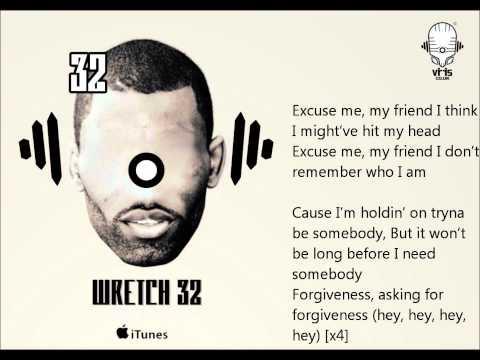 Wretch 32 feat Etta Bond  - Forgiveness with Lyrics