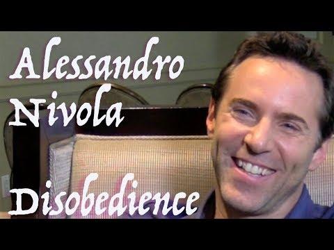 DP30: Disobedience, Alessandro Nivola