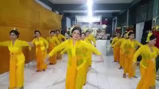 REJANG SARI DANCE