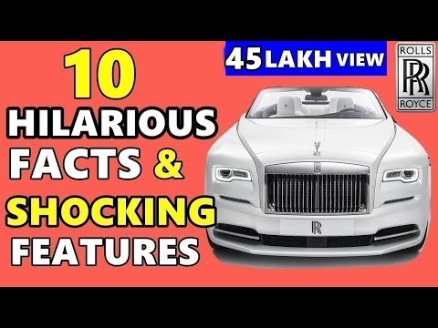 💥ROLLS ROYCE : 10 Unknown Facts & Shocking Features 💥 Definition of luxury | ASY